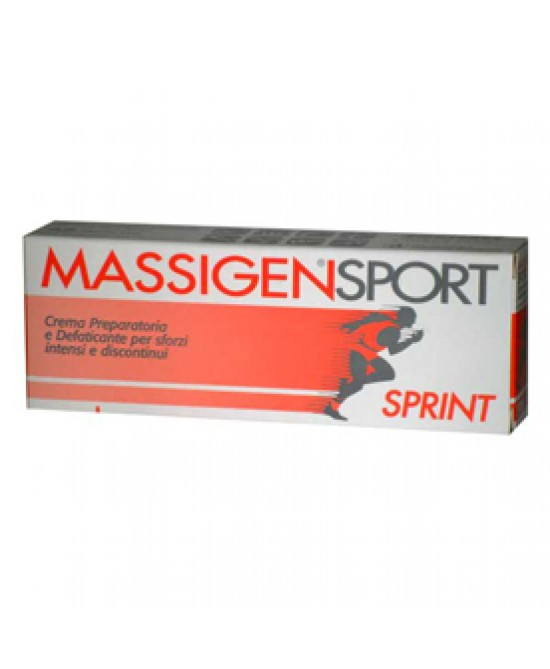 Massigen Sport Sprint - Farmafamily.it