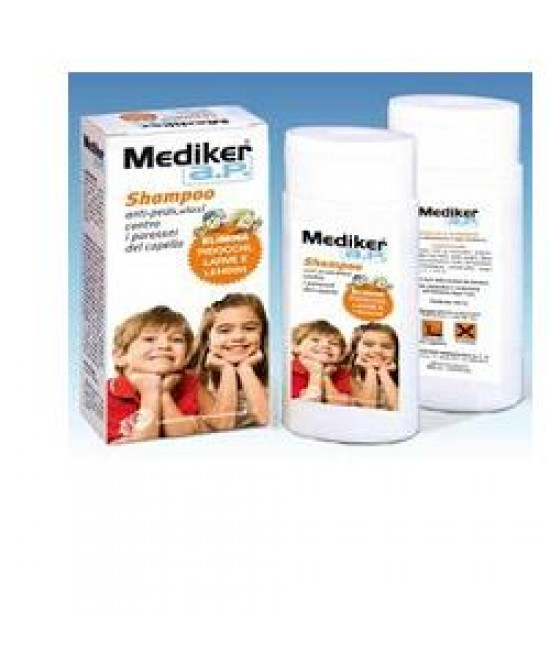 Mediker Sh Antipediculosi 100m - Farmaciaempatica.it