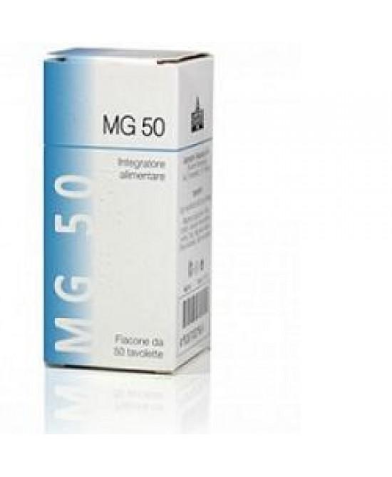 Mg50 Magn Jone 50tav - Farmacia Giotti