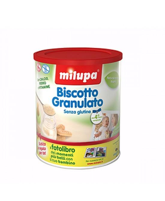 Milupa Biscotto Granulato 400g - Spacefarma.it