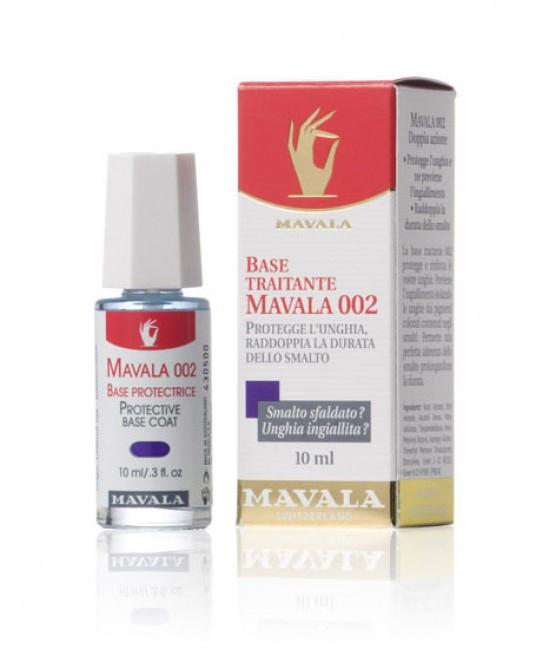 Mavala Base Trattante Mavala 002 Protegge L'Unghia Raddoppia La Durata Dello Smalto 10ml - Farmastar.it