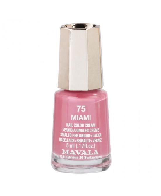 Mavala Mini Color Smalto 75 Miami 5ml - Zfarmacia