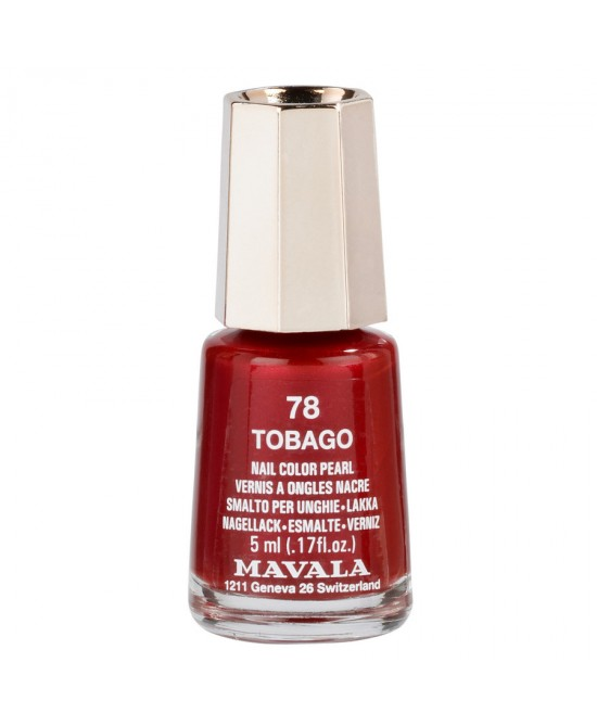 Mavala Mini Color Smalto 78 Tobago 5ml