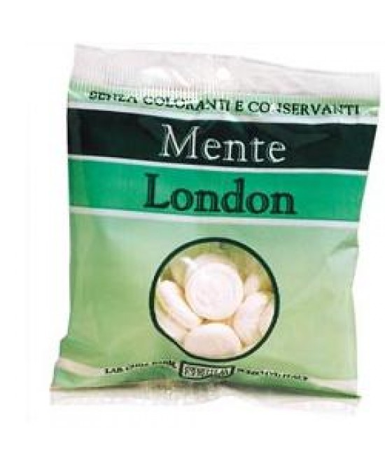 Menta London Caramelle In Busta 60g - Farmastar.it