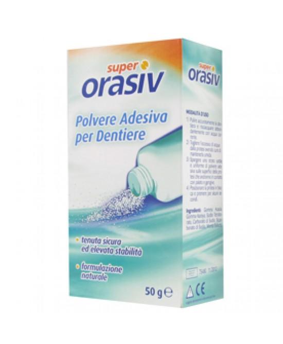 Orasiv Polvere - Farmaciaempatica.it