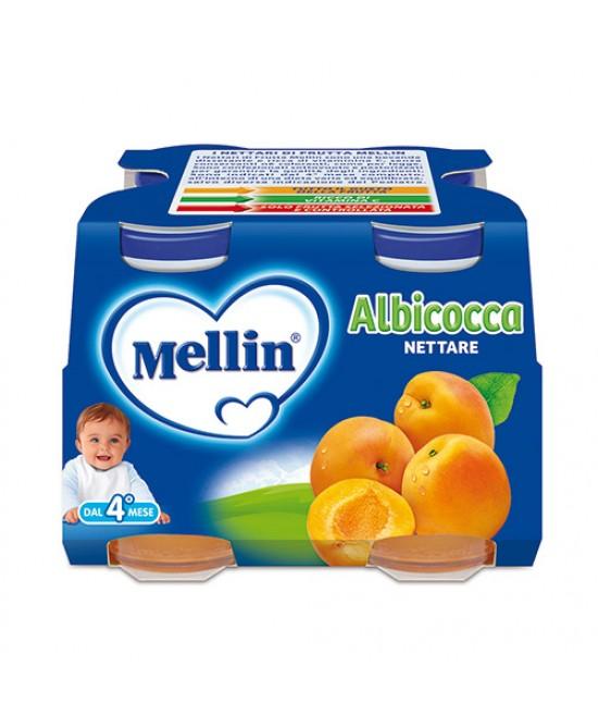 Mellin Nettari Albicocca 4x125ml - latuafarmaciaonline.it