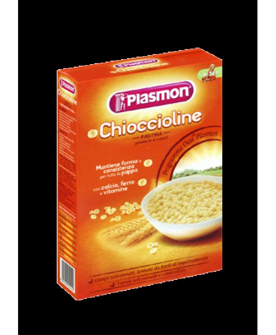 Plasmon Pastina Chioccioline 340g - farma-store.it