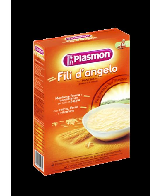 Plasmon Pastina Fili D'angelo 340g - farma-store.it
