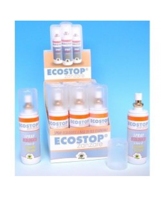 Ecostop Spr Cutaneo Fl 100ml - Farmafamily.it