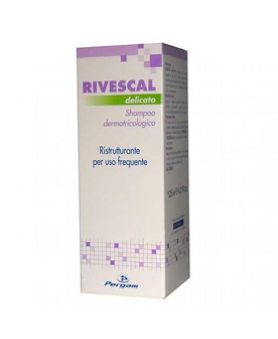 Rivescal Delicato Shampoo