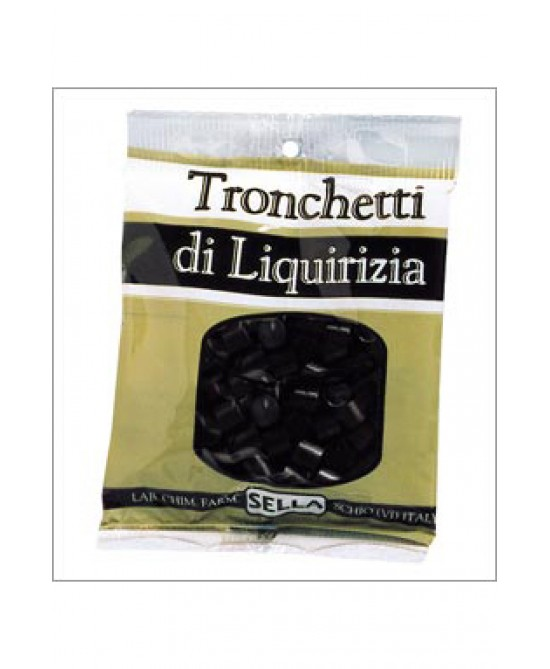 Sella Tronchetti Di Liquirizia 140g - Farmastar.it