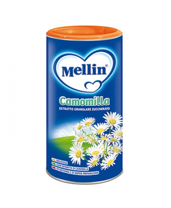 Mellin Tisane Camomilla In Polvere 200g - Farmastop