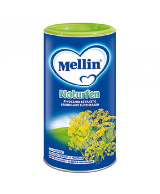 Mellin Tisane Naturfen 200g - Farmapage.it