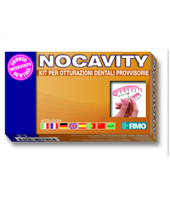 Fimo Nocavity Kit Otturazioni Provvisorie - latuafarmaciaonline.it