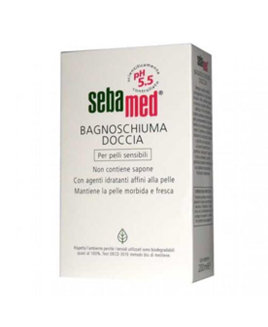 SebaMed Bagnoschiuma-Doccia 200ml - La tua farmacia online