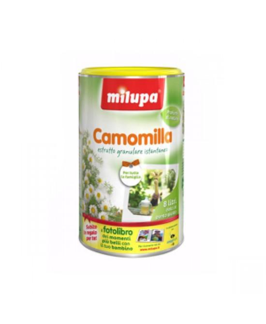 Milupa Camomilla Bevanda Istantanea 400g - Farmapage.it