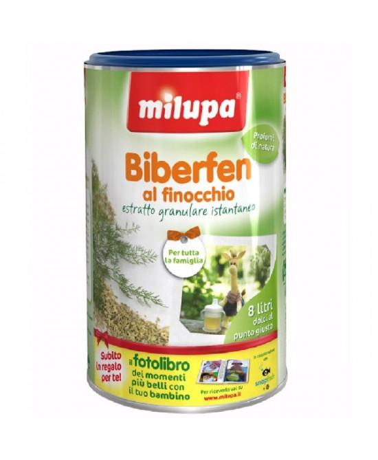 Milupa Biberfen Al Finocchio Bevanda Istantanea 200g - Farmia.it