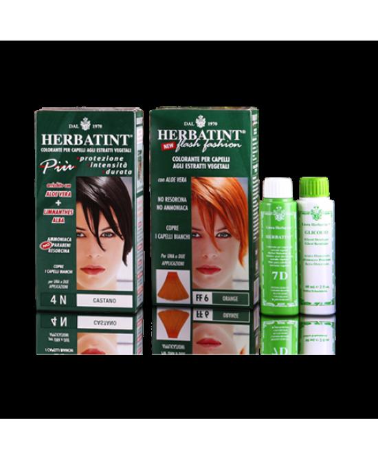 Herbatint Colorazione Naturale Nuance 4d Castano Dorato 135ml - Farmia.it