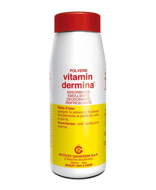 Vitamin Dermina Polvere Assorbente 100g - Farmafamily.it