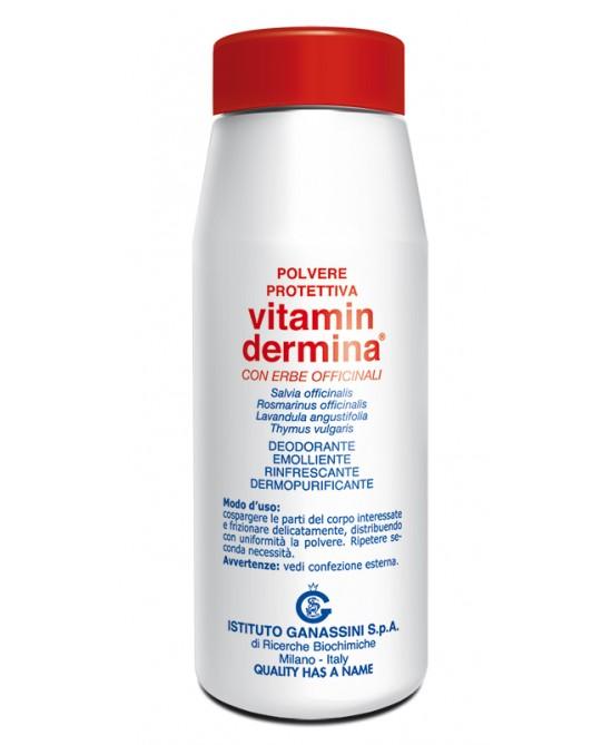 VitaminDermina Polvere Protettiva 100g - Farmabenni.it
