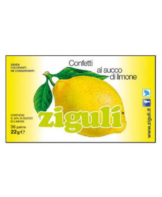 Ziguli Limone 36 Palline 22g - Zfarmacia