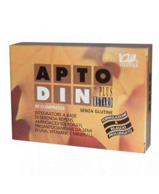 Aptodin Plus Retard 30cpr - Farmastar.it