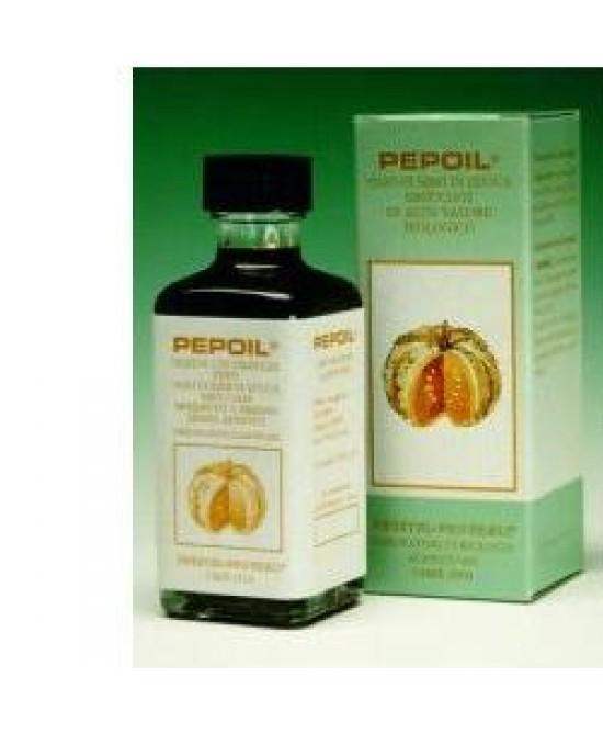 Pepoil Olio Semi Zucca Bio 100 - FARMAEMPORIO