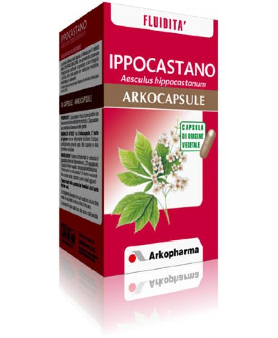 Arkocapsule Ippocastano Integratore 45 Capsule