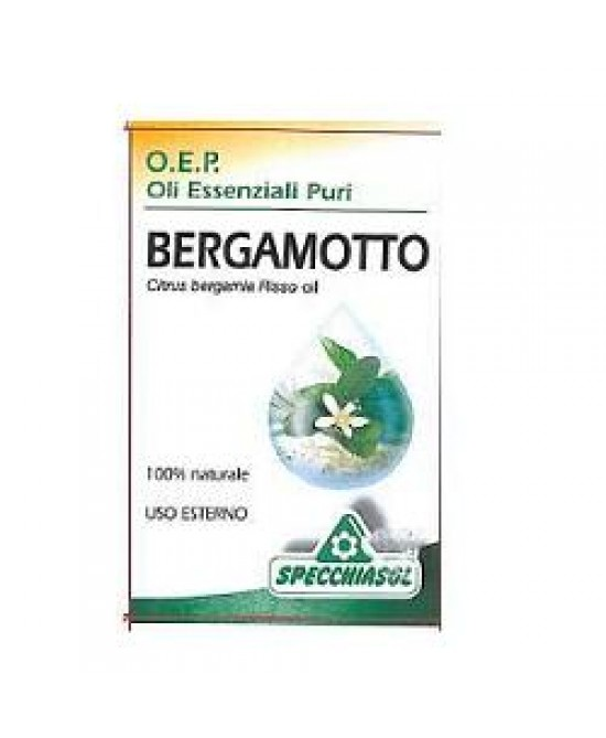 Bergamotto Olio Ess Puro 10ml - Farmafamily.it