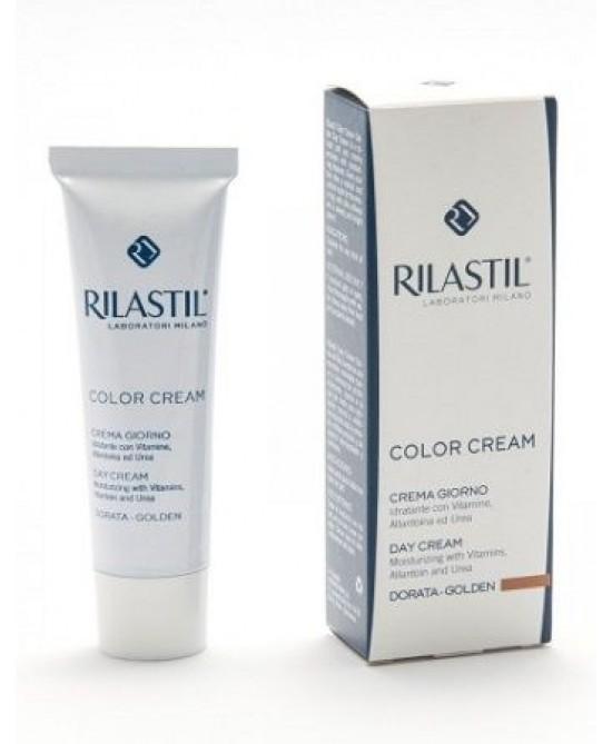 Rilastil Color Cream Dorata 30ml
