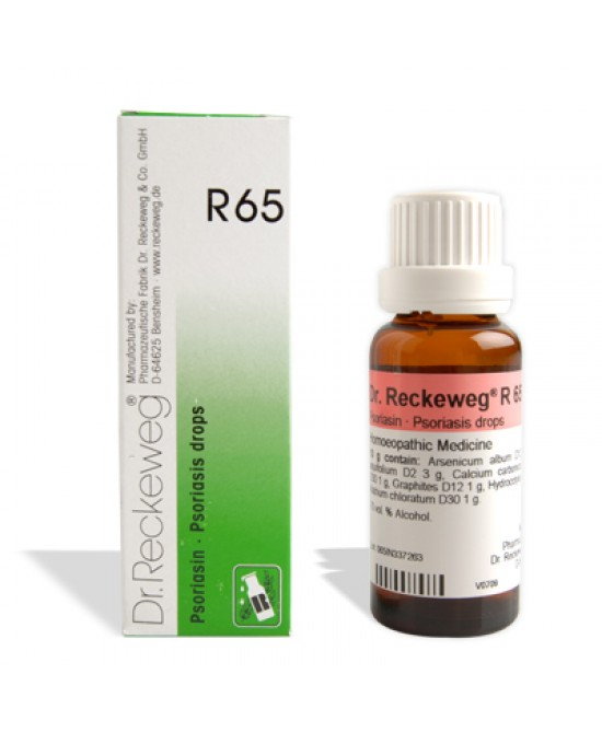 Dr. Reckeweg R65 Gocce Orali Omeopatiche 22 ml