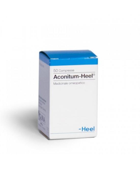 Guna Aconitum-Heel 50 Compresse - Farmacistaclick