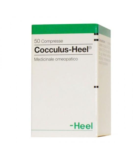 Heel Cocculus-Heel 50 Tavolette - Farmia.it