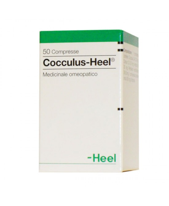 HEEL COCCULUS 50 TAVOLETTE - Farmagolden.it
