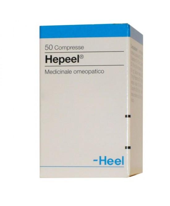 HEEL HEPEEL 50 TAVOLETTE - Farmajoy