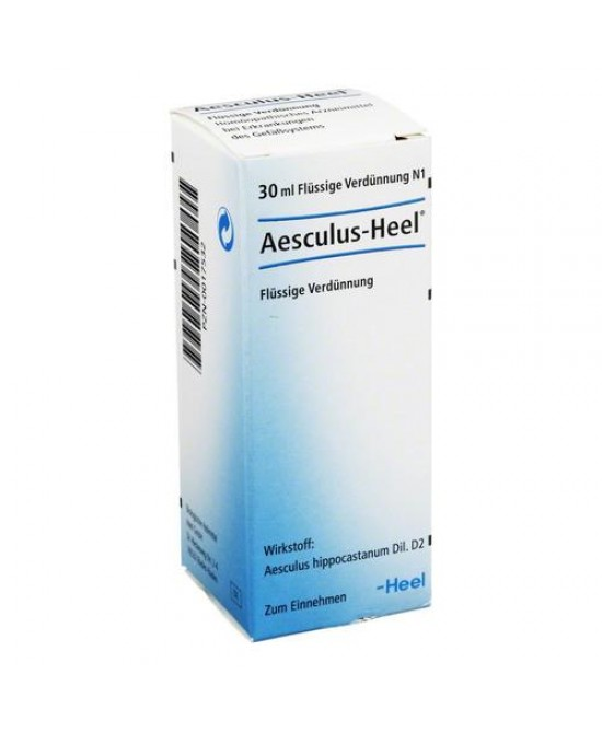 Heel Aesculus Gocce 30ml - Farmaciaempatica.it