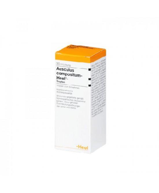 HEEL AESCULUS COMPOSTO GOCCE 30 ML - Farmacia Centrale Dr. Monteleone Adriano