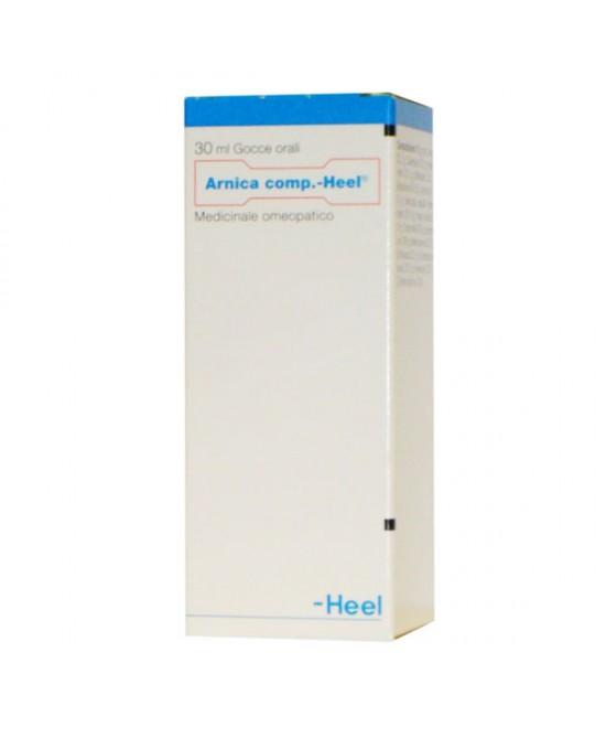 HEEL ARNICA GOCCE 30 ML - Farmastar.it