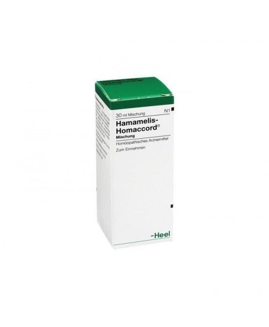 Heel Hamamelis Homaccord Medicinale Omeopatico Gocce 30ml - Farmapc.it