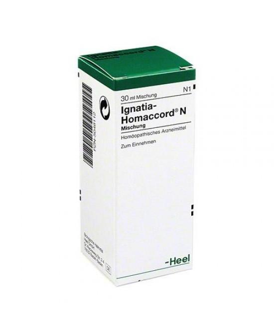 Heel Ignatia Homaccord Gocce 30ml - Farmacento