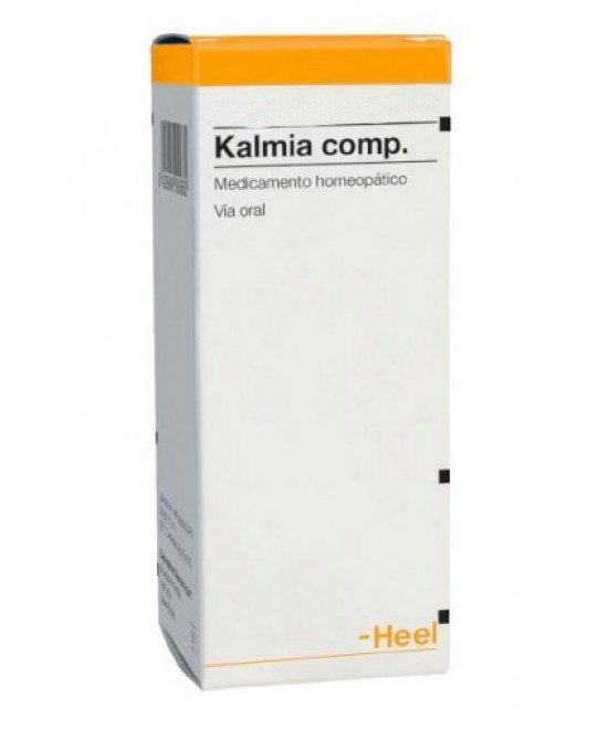 Heel Kalmia Compositum Gocce 30ml