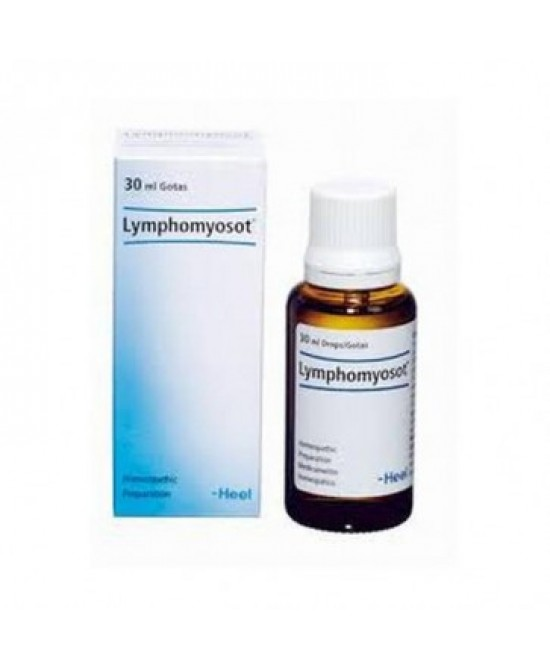 Heel Lymphomyosot Gocce 30ml - Farmaciaempatica.it