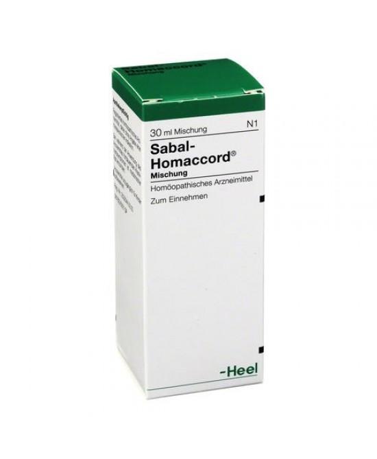 Guna Heel Sabal Homaccord Gocce 30 ml