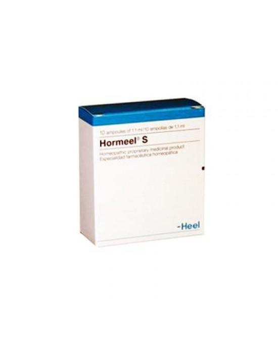 HEEL HORMEEL 10 FIALE DA 1,1 ML L'UNA - DrStebe