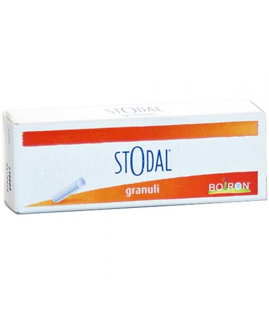 Boiron Stodal Granuli 80g - Zfarmacia