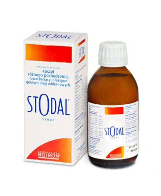 Boiron Stodal Sciroppo 200ml - La farmacia digitale