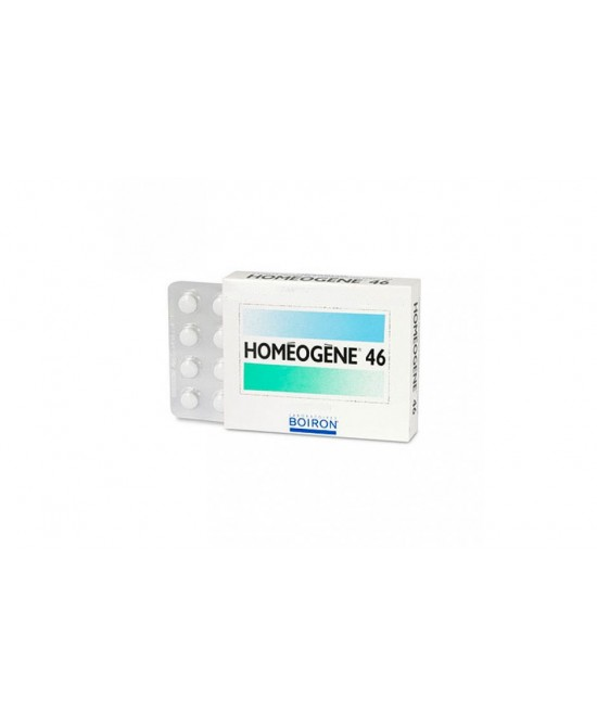 Boiron Homeogene 46 Disturbi Del Sonno  - Integratore Alimentare 60 Compresse - Farmastar.it