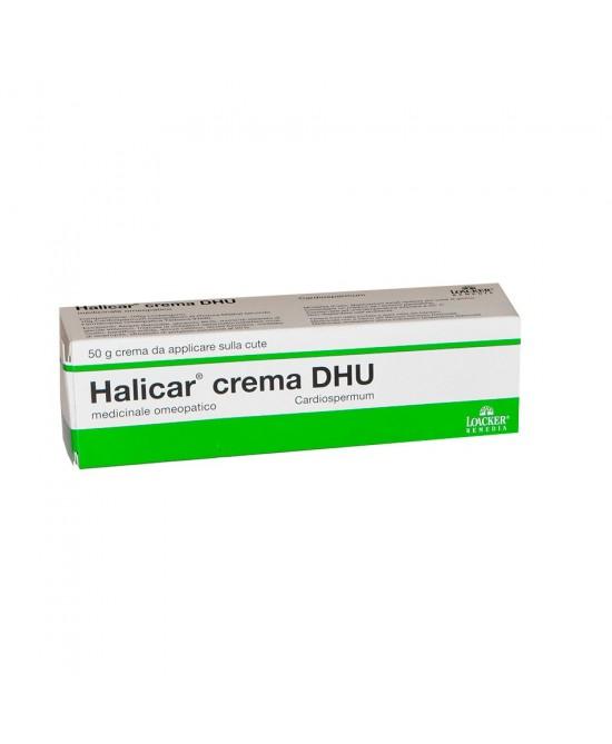 HALICAR CREMA DHU 50g - Farmapage.it