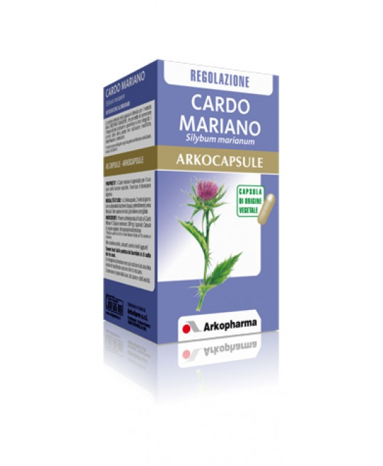 Cardo Mariano Arkocapsule 45 Capsule - Sempredisponibile.it