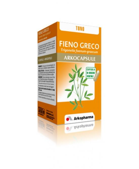Arkopharma Fieno Greco Arkocapsule Integratore Alimentare 45 Capsule - Speedyfarma.it